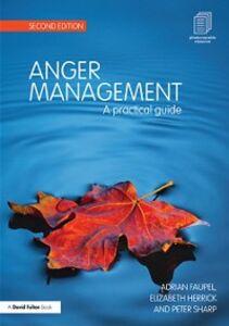 Ebook in inglese Anger Management Faupel, Adrian , Herrick, Elizabeth , Sharp, Peter