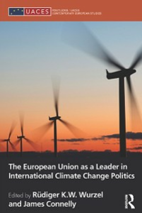 Ebook in inglese European Union as a Leader in International Climate Change Politics -, -