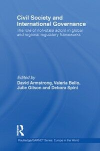 Ebook in inglese Civil Society and International Governance -, -