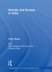 Suicide and Society in India