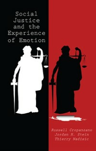 Ebook in inglese Social Justice and the Experience of Emotion Cropanzano, Russell , Nadisic, Thierry , Stein, Jordan H.