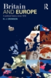 Ebook in inglese Britain and Europe Crowson, N.J.