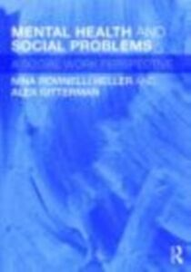Ebook in inglese Mental Health and Social Problems -, -