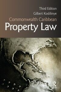 Ebook in inglese Commonwealth Caribbean Property Law Kodilinye, Gilbert