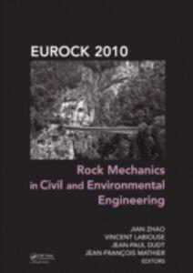 Ebook in inglese Rock Mechanics in Civil and Environmental Engineering -, -
