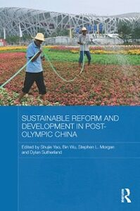 Ebook in inglese Sustainable Reform and Development in Post-Olympic China -, -
