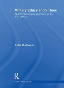 Foto Cover di Military Ethics and Virtues, Ebook inglese di Peter Olsthoorn, edito da