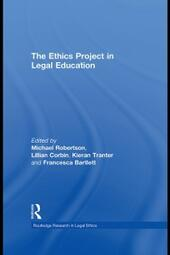 Ethics Project in Legal Education