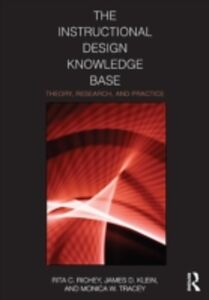 Ebook in inglese Instructional Design Knowledge Base Klein, James D. , Richey, Rita C. , Tracey, Monica W.
