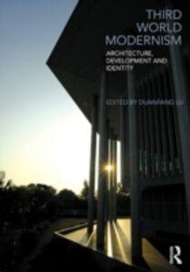 Foto Cover di Third World Modernism, Ebook inglese di  edito da