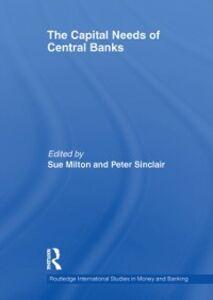 Foto Cover di Capital Needs of Central Banks, Ebook inglese di  edito da