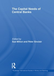 Ebook in inglese Capital Needs of Central Banks -, -