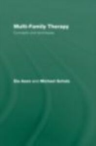 Ebook in inglese Multi-Family Therapy Asen, Eia , Scholz, Michael