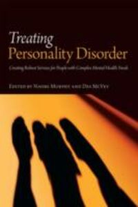 Ebook in inglese Treating Personality Disorder -, -