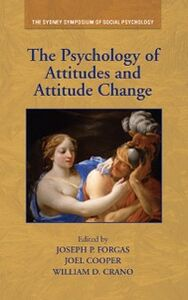 Ebook in inglese Psychology of Attitudes and Attitude Change -, -