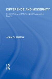 Foto Cover di Difference and Modernity, Ebook inglese di John Clammer, edito da