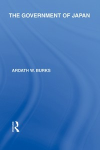 Ebook in inglese Government of Japan Burks, Ardath