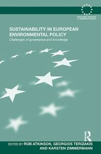 Ebook in inglese Sustainability in European Environmental Policy -, -