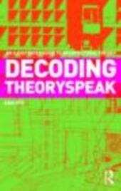 Decoding Theoryspeak