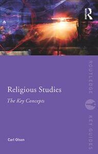 Foto Cover di Religious Studies, Ebook inglese di Carl Olson, edito da