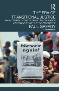 Ebook in inglese Era of Transitional Justice Gready, Paul