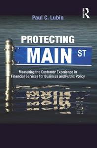 Ebook in inglese Protecting Main Street Lubin, Paul C.