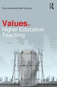 Ebook in inglese Values in Higher Education Teaching Harland, Tony , Pickering, Neil