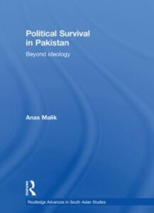 Ebook in inglese Political Survival in Pakistan Malik, Anas