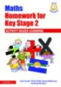 Ebook in inglese Maths Homework for Key Stage 2 Forster, Colin , McGowan, Andrea , Parfitt, Vicki