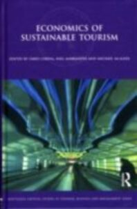 Foto Cover di Economics of Sustainable Tourism, Ebook inglese di  edito da