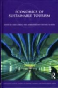 Ebook in inglese Economics of Sustainable Tourism -, -