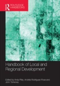 Ebook in inglese Handbook of Local and Regional Development -, -