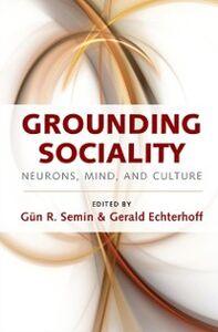 Ebook in inglese Grounding Sociality -, -