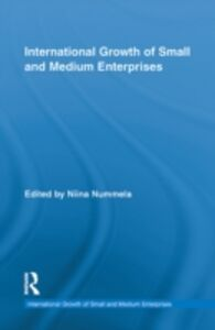 Ebook in inglese International Growth of Small and Medium Enterprises -, -