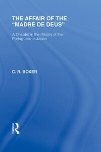 Ebook in inglese Affair of the Madre de Deus Boxer, C R
