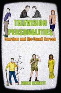 Ebook in inglese Television Personalities Bennett, James