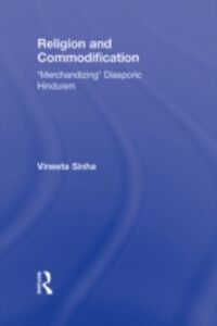 Ebook in inglese Religion and Commodification Sinha, Vineeta
