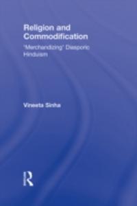 Ebook in inglese Religion and Commodification Sinha, Vineeta