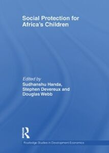 Ebook in inglese Social Protection for Africa's Children