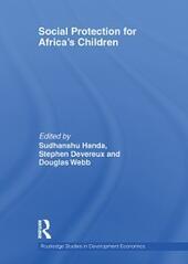 Social Protection for Africa's Children