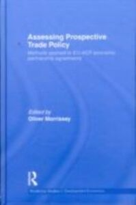 Ebook in inglese Assessing Prospective Trade Policy -, -