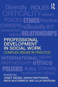 Ebook in inglese Professional Development in Social Work -, -