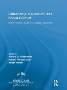 Ebook in inglese Citizenship, Education and Social Conflict -, -