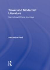 Travel and Modernist Literature