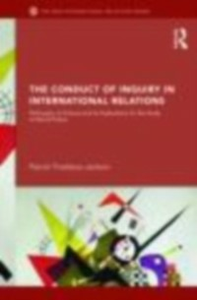 Ebook in inglese Conduct of Inquiry in International Relations Jackson, Patrick Thaddeus