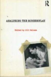 Ebook in inglese Analysing the Screenplay -, -