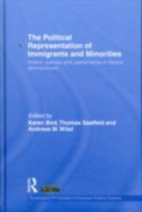 Ebook in inglese Political Representation of Immigrants and Minorities -, -