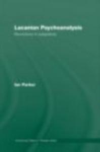 Ebook in inglese Lacanian Psychoanalysis Parker, Ian