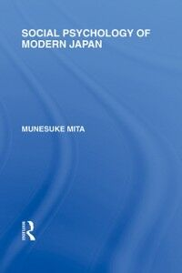 Foto Cover di Social Psychology of Modern Japan, Ebook inglese di Munesuke Mita, edito da