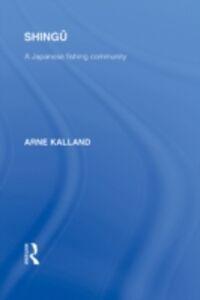 Foto Cover di Shingu, Ebook inglese di Arne Kalland, edito da